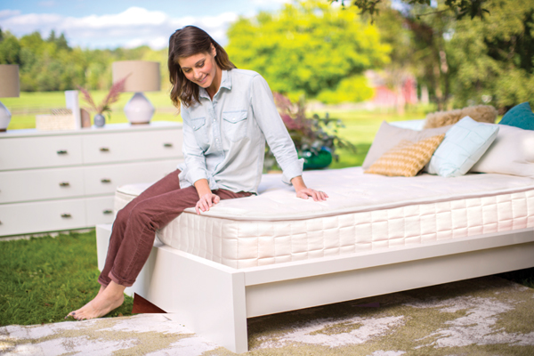 Chorus Mattress Natural Sleep Luxury & Organic Mattress